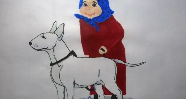Бабуля и буля